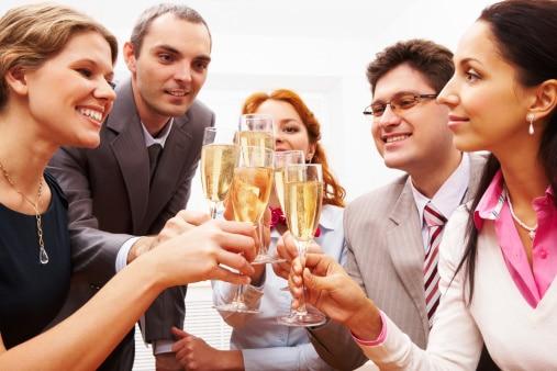 Top 5 soirées comité entreprise